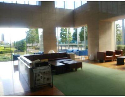 Reception Area ベイクレストタワー.JPG